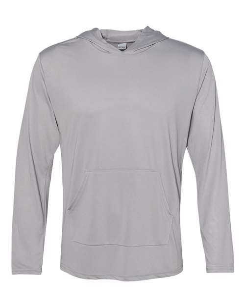 Gildan - Performance Hooded Long Sleeve T-Shirt