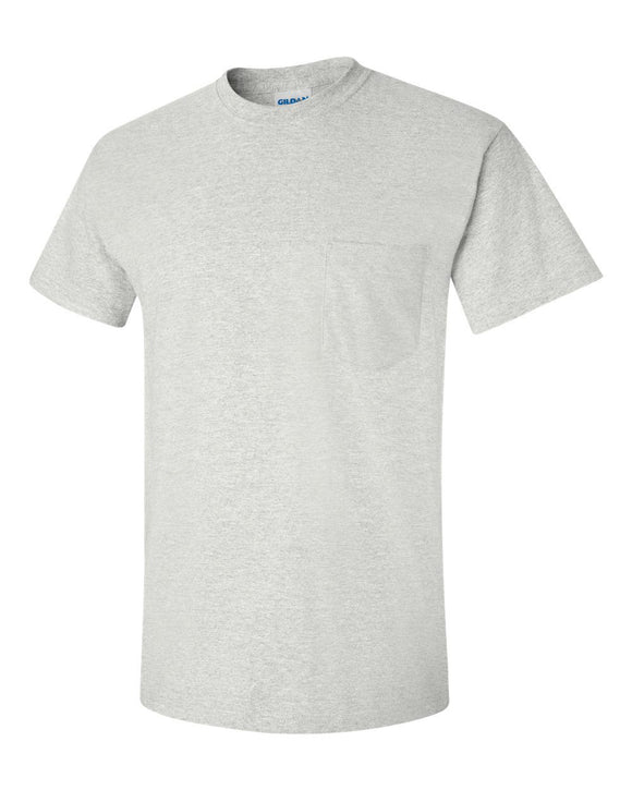 Gildan - Ultra Cotton Pocket T-Shirt