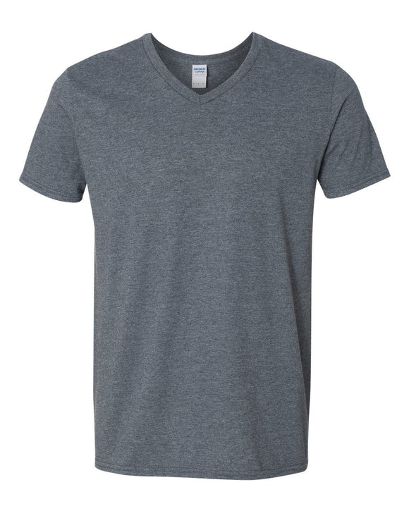 Gildan - Softstyle V-Neck T-Shirt