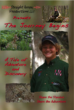 The Journey Begins DVD