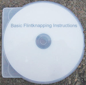 Flintknapping Kit DVD
