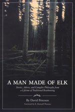 A Man Made of Elk Book