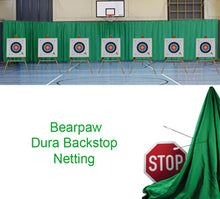 Load image into Gallery viewer, Bearpaw Dura Backstop Netting