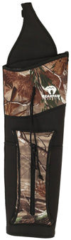 Adventure Big Back Quiver, Black/Camo