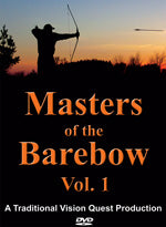Load image into Gallery viewer, Masters of the Barebow Vol. I DVD