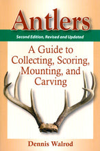 Load image into Gallery viewer, Antlers Book, 2nd Edition, Revised and Updated