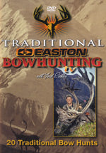 (NEW) Traditional Easton Bowhunting TV DVD