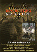 Easton Bowhunting Season Five DVD