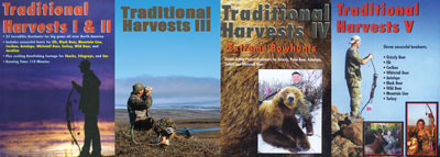 Traditional Harvests DVD Collection