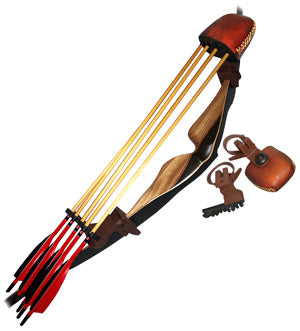 Selway Strap-on Rawhide Quiver