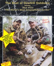 The Best of Overkill Outdoors Vol. I DVD