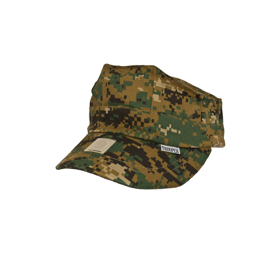 Youth Marine Woodland 8 point cover