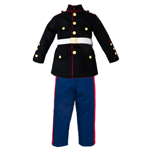Youth Marine Dress Blues Uniform