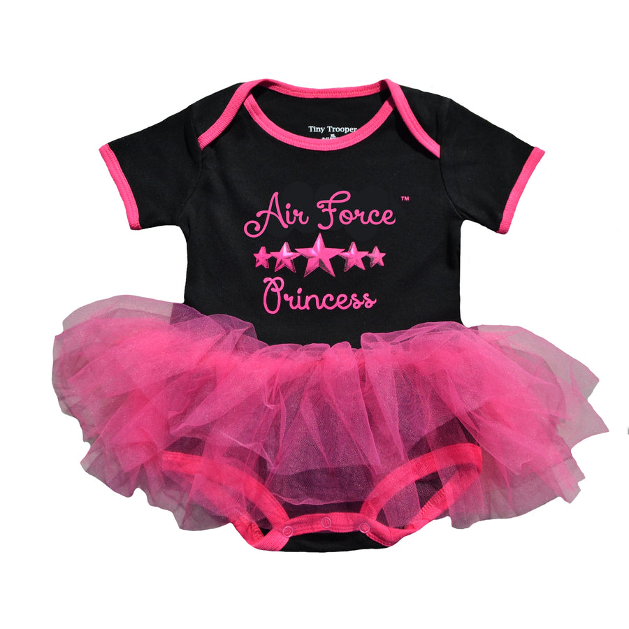 Air Force Princess Tutu Bodysuit