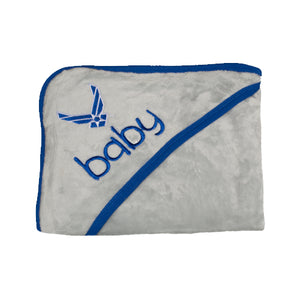 Air Force Baby Blanket