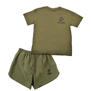 Youth Marine PT Set