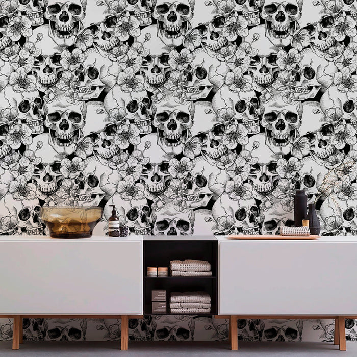 Removable Wallpaper Peel and Stick Wallpaper Wall Paper Wall Mural - A112