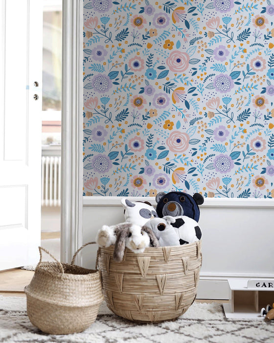 Removable Wallpaper Peel and Stick Wallpaper Wall Paper Wall Mural - A106