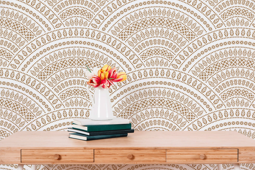 Removable Wallpaper Peel and Stick Wallpaper Wall Paper Wall Mural - A140