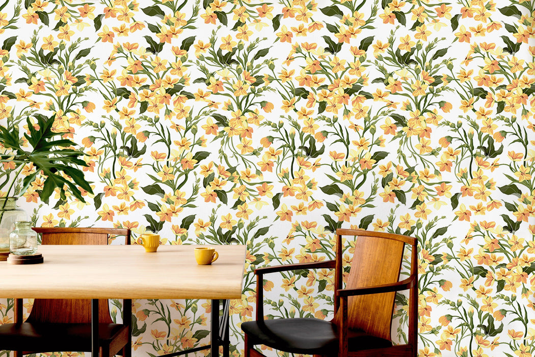 Removable Wallpaper Peel and Stick Wallpaper Wall Paper Wall Mural - A121