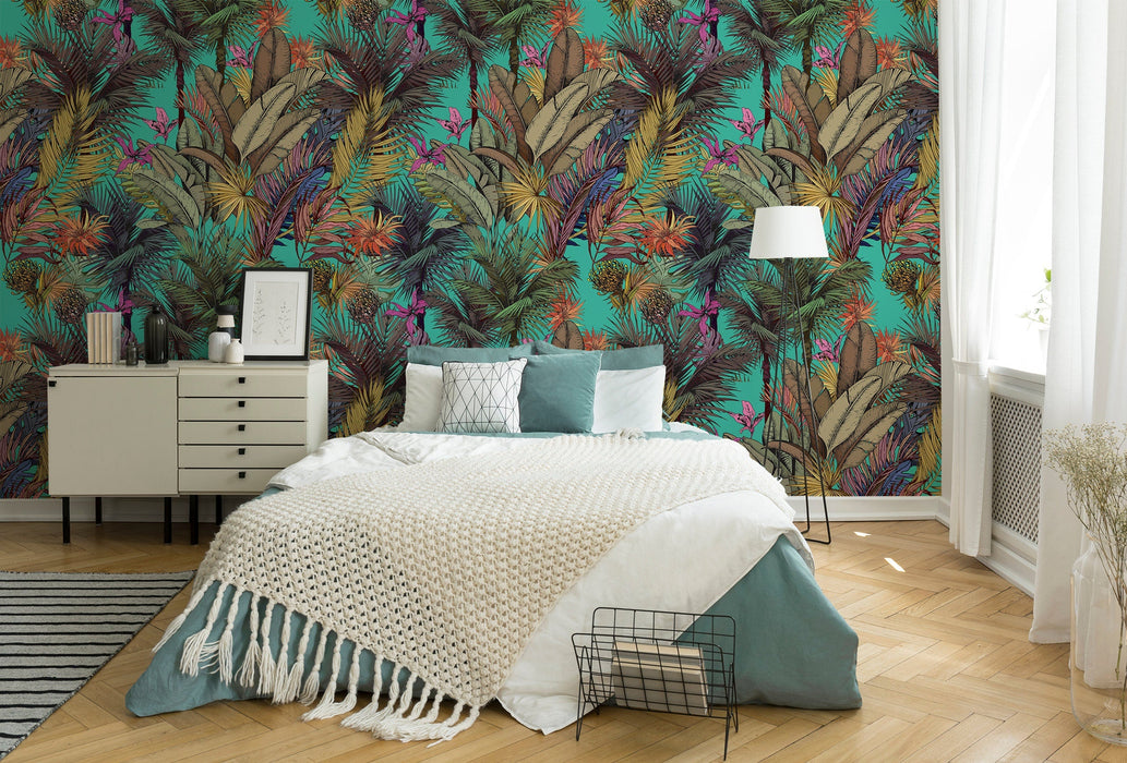 Removable Wallpaper Peel and Stick Wallpaper Wall Paper Wall Mural - A764