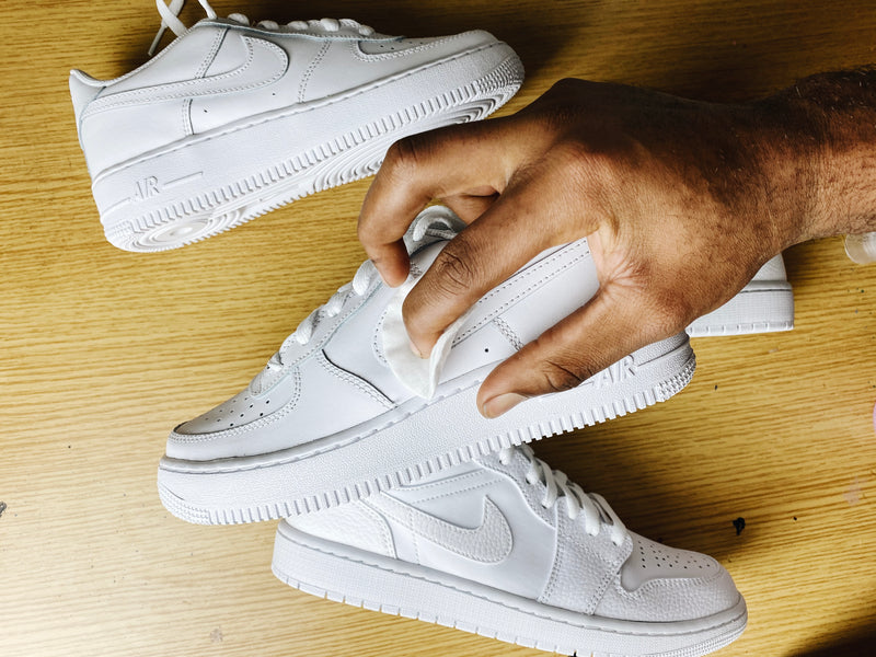 DIY Guide: How to prepare a shoe for customisation