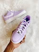 "Load image into Gallery viewer, Nike Air Force 1 ""Lilac V3"" (Junior)"