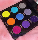 Lost in Space Eyeshadow Palette