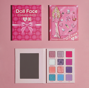 Doll Face Eyeshadow Palette