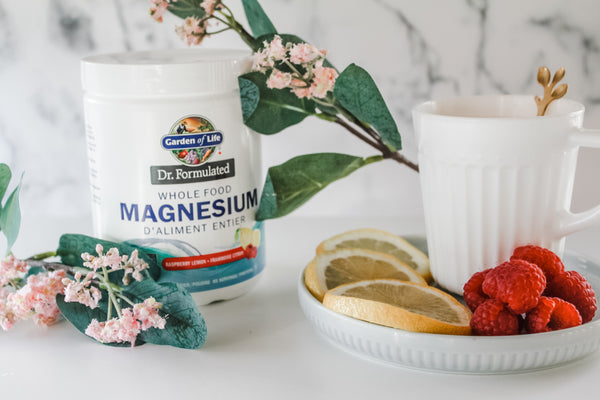 Take a Magnesium Moment