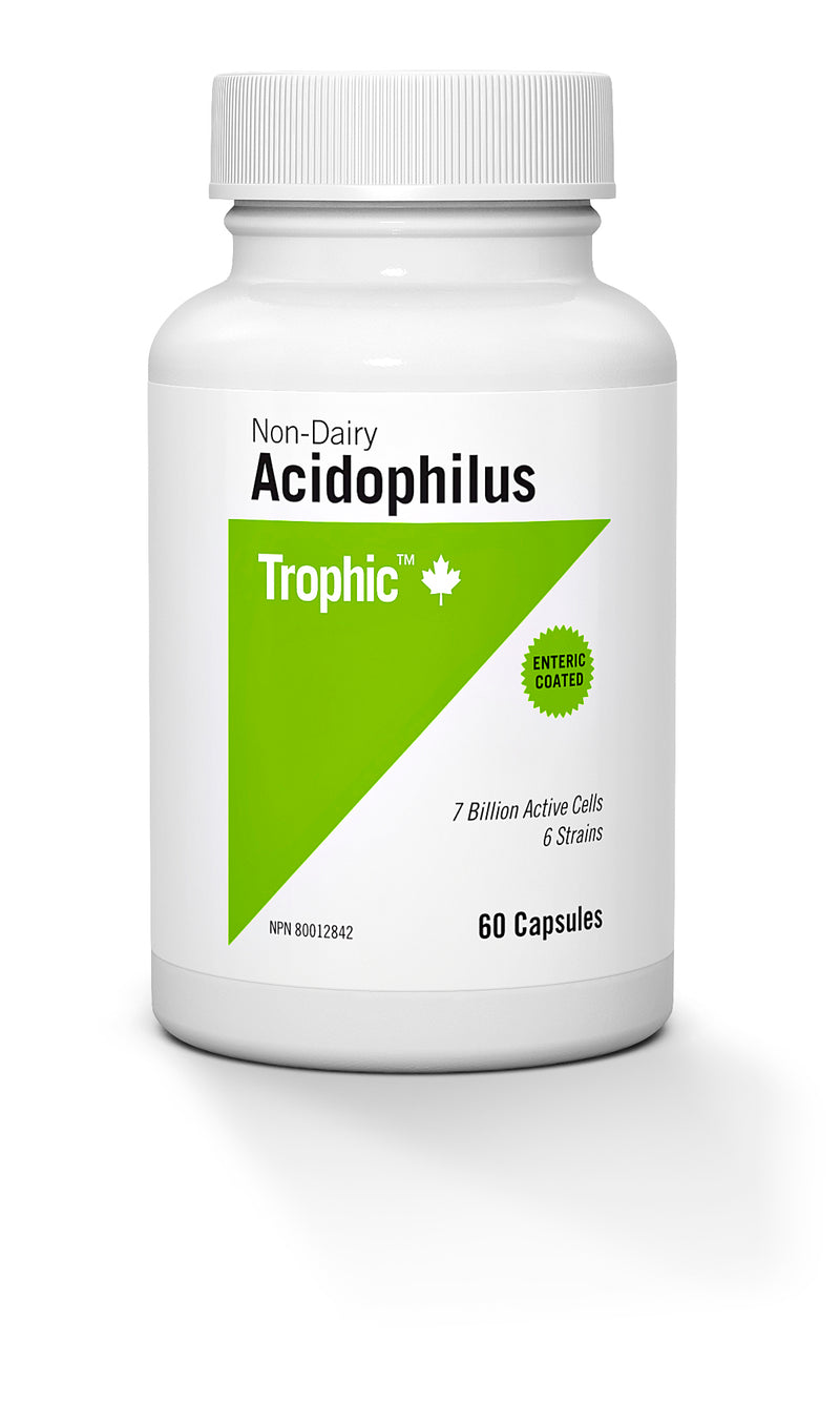 Acidophilus (Enteric Coated, 7 Billion)