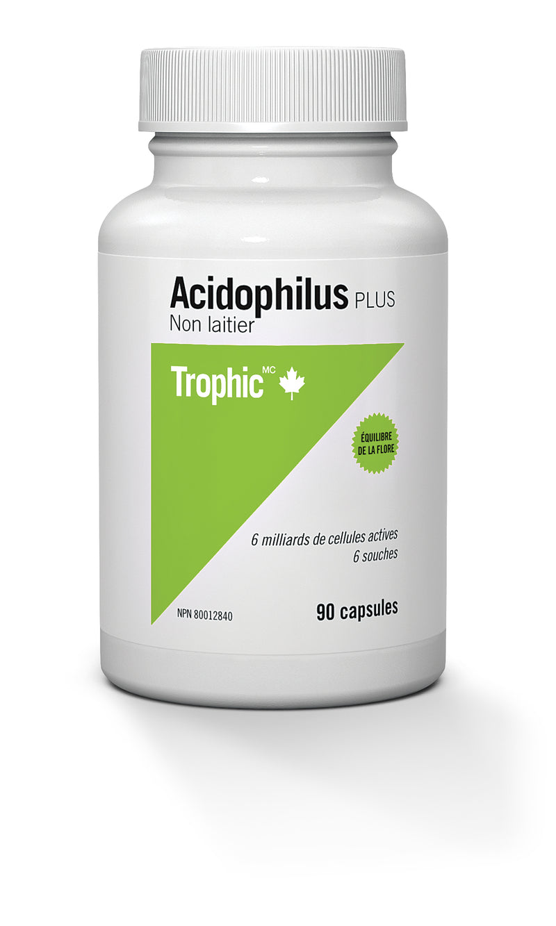 Acidophilus Plus (Dairy Free, 6 Billion)