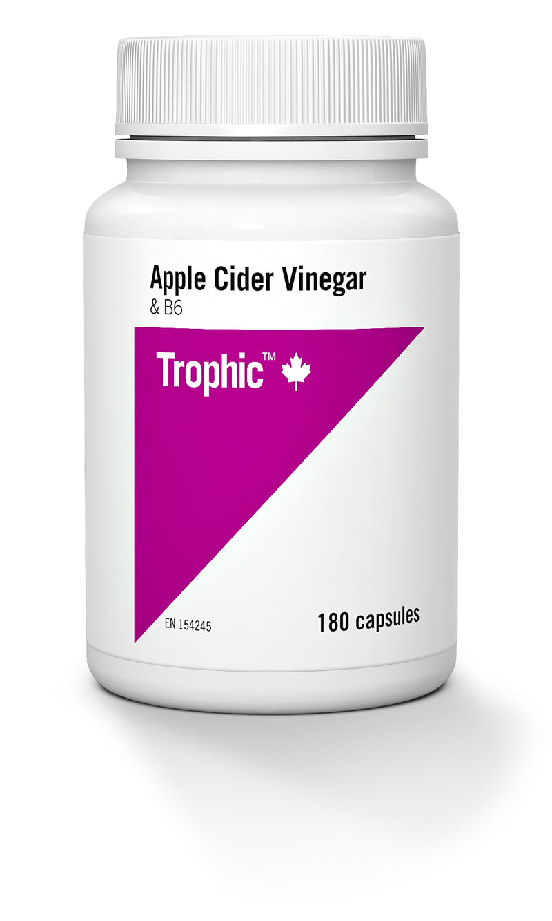 Apple Cider Vinegar & B6