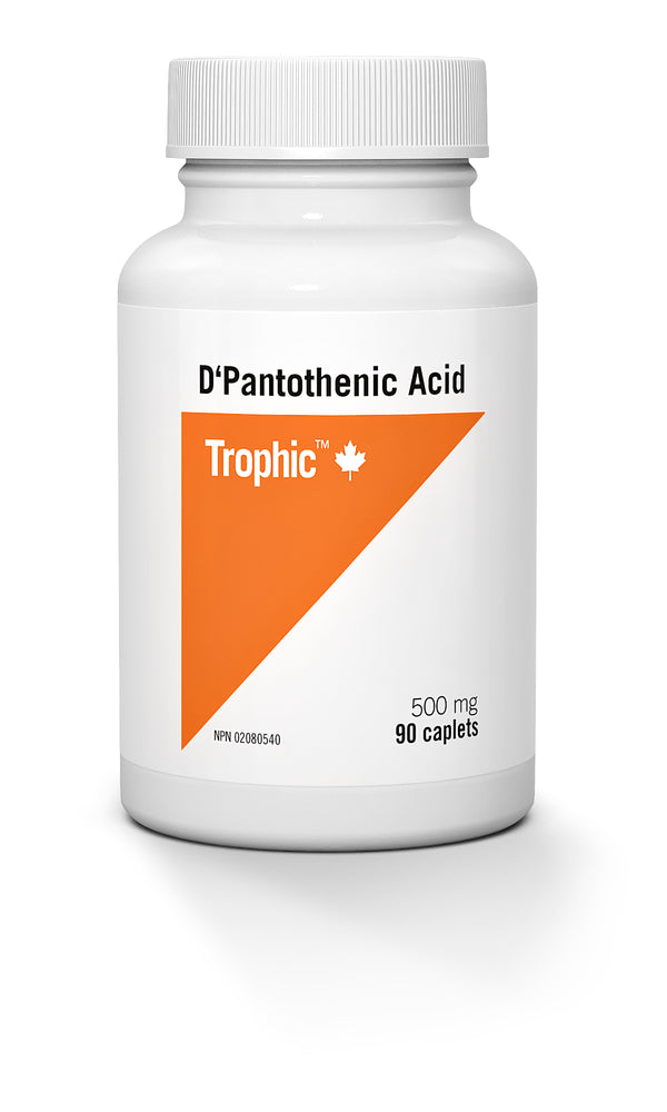 D-Pantothenic Acid (B5 - CoEnzymatic)