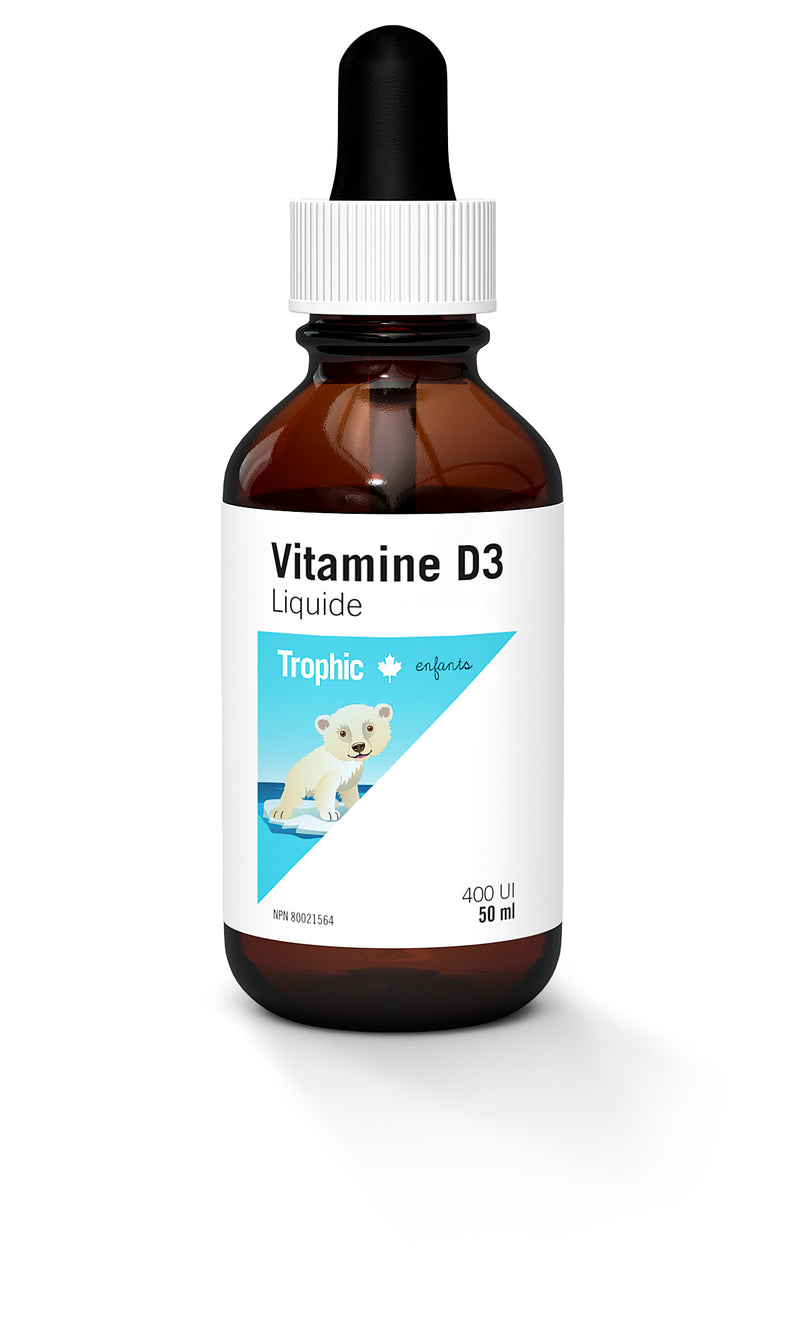 Children's Vitamin D3 Liquid