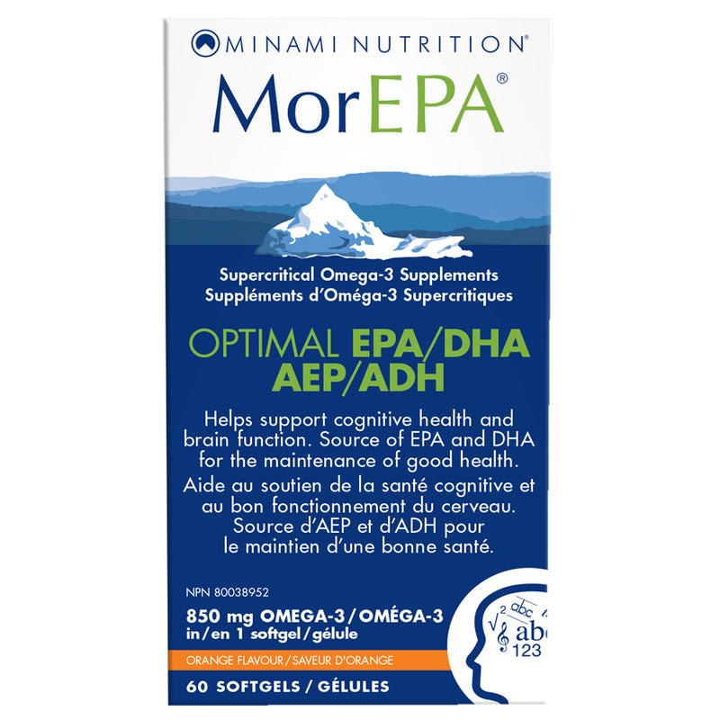 MorEPA® Optimal EPA/DHA