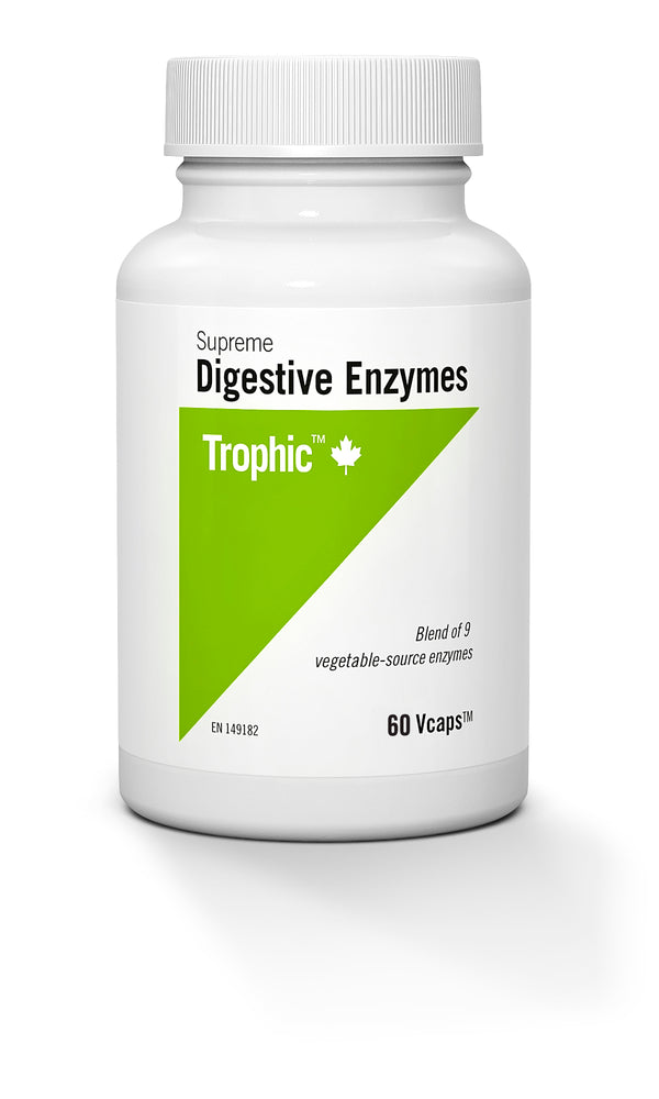 Digestive Enzymes (Supreme)