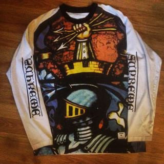 Supreme Stained Glass L/S - Medium