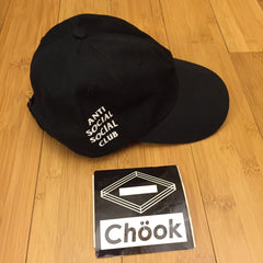Anti Social Social Club Weird Cap DS