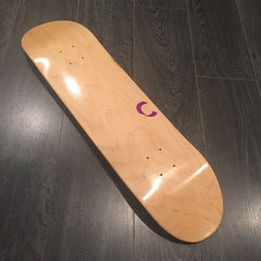 *new* Chook Blanc Skate Deck