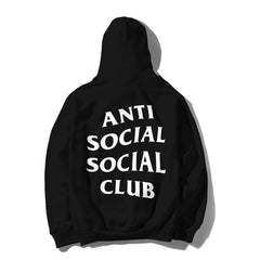 Anti Social Social Club Mind Games Hoodie DS