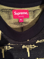 Supreme Jacquard Uzi Pocket L/S DS
