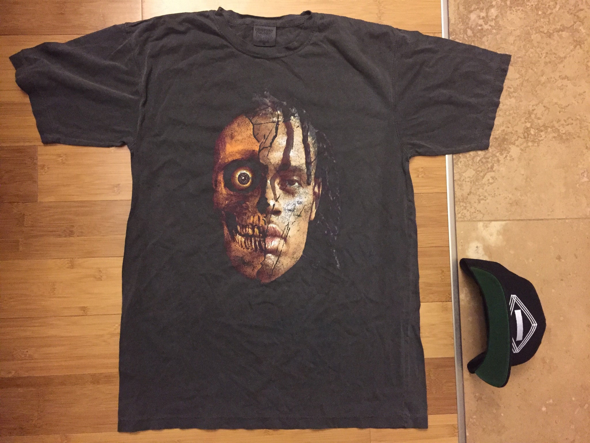 *new* Travis Scott Anti Tour Tee DS