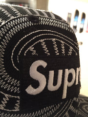 Supreme Paisley Fitted DS 7.25
