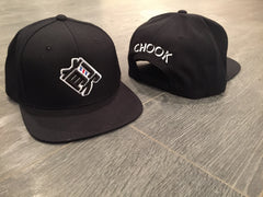 *new* Chook / Chink 6 Panel Snapback