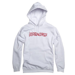 Fucking Awesome Embroidered Logo Hoodie - Large