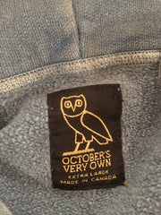 *new* OVO Overdyed Hoodie XL - DS