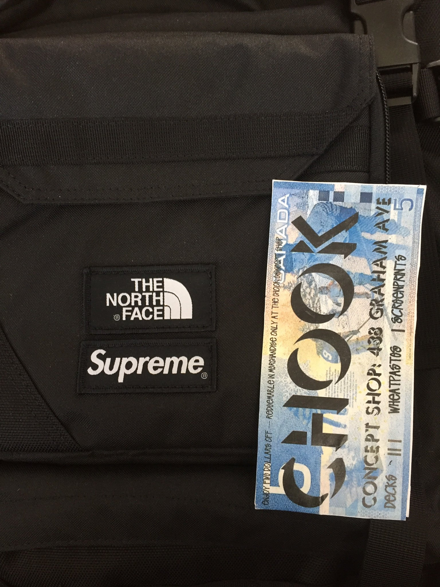 a1f575343 new* Supreme TNF Steep Tech Backpack DS – SHCCK