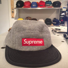 Supreme Malden Mills Polartec 300 Fleece Cap DS