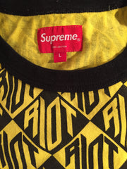 *new* Supreme Riot Pocket Tee - Large DS